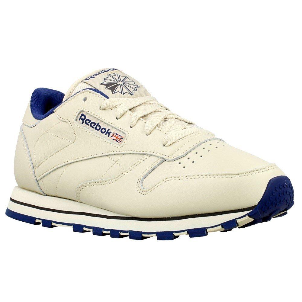 Reebok Damen Cl Lthr Turnschuhe EU Weiß 36 nrnfqi67 Sneaker