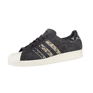 adidas S76417 SUPERSTAR 80S W Damen Schuhe Sneaker,adidas