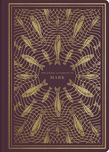 ESV Illuminated Scripture Journal: Mark