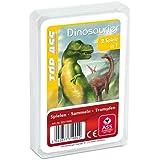 ASS Altenburger Set de inicio de cartas Dinosaurios (4042677719942) (versión en alemán)