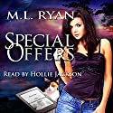 Special Offers: The Coursodon Dimension Audiobook by M.L. Ryan Narrated by Hollie Jackson