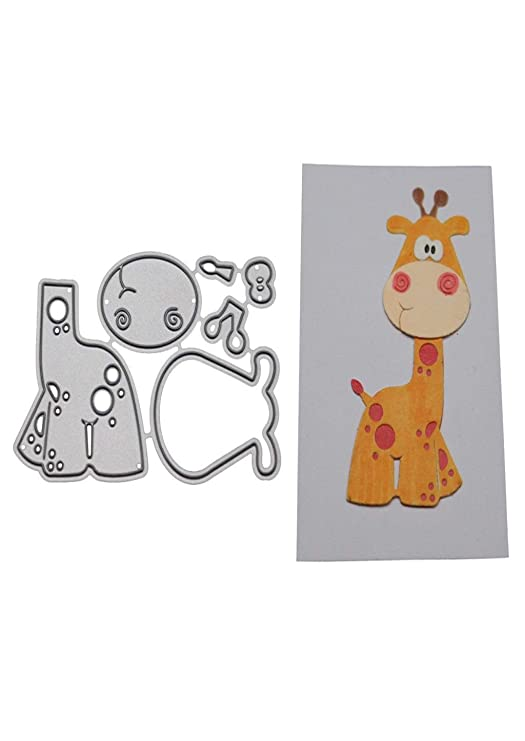 Barlingrock 1 Pc Scrapbooking Regalo Metal Troquelado Muere ...