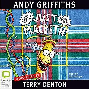 Just Macbeth! Audiobook