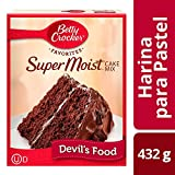 Betty Crocker Cake Mix Devil´s Food, Chocolate, 432 g