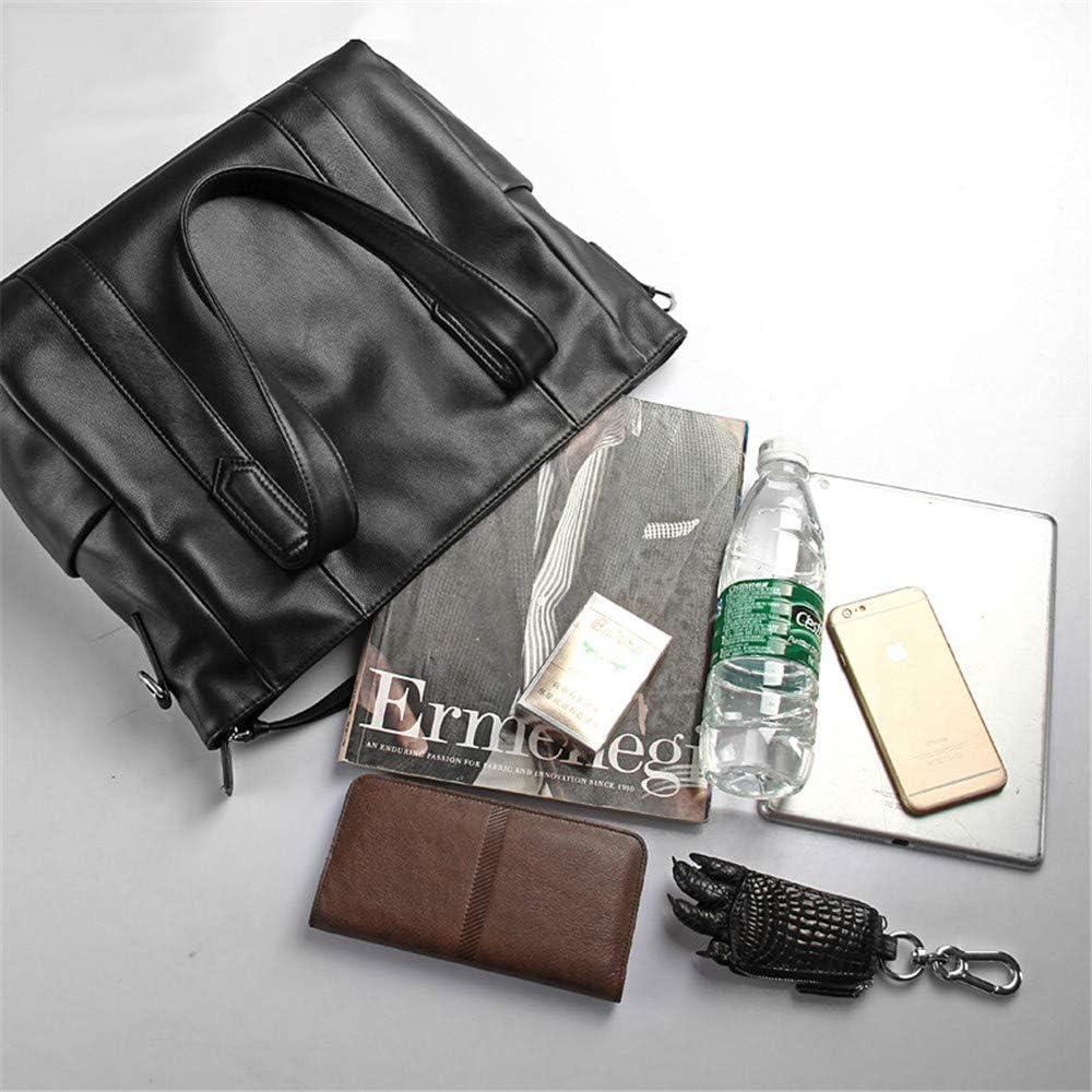 Mens Messenger Bag Male Bag Hand Business Bag Single Shoulder Slanting Leisure Briefcase Laptop Bag Briefcase Satchel Bag