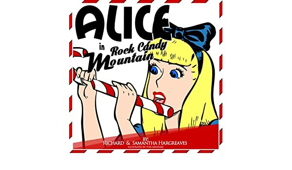 Alice In Rock Candy Mountain Coloring Book Pages For Kids To Print
