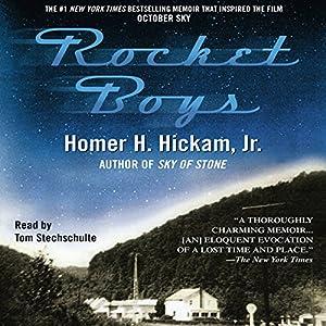Rocket Boys Audiobook