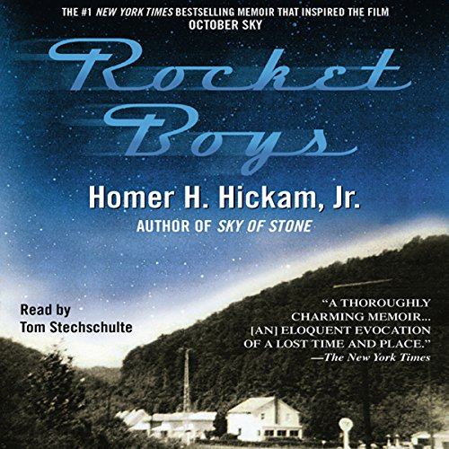 rocket boys audio book buyer's guide