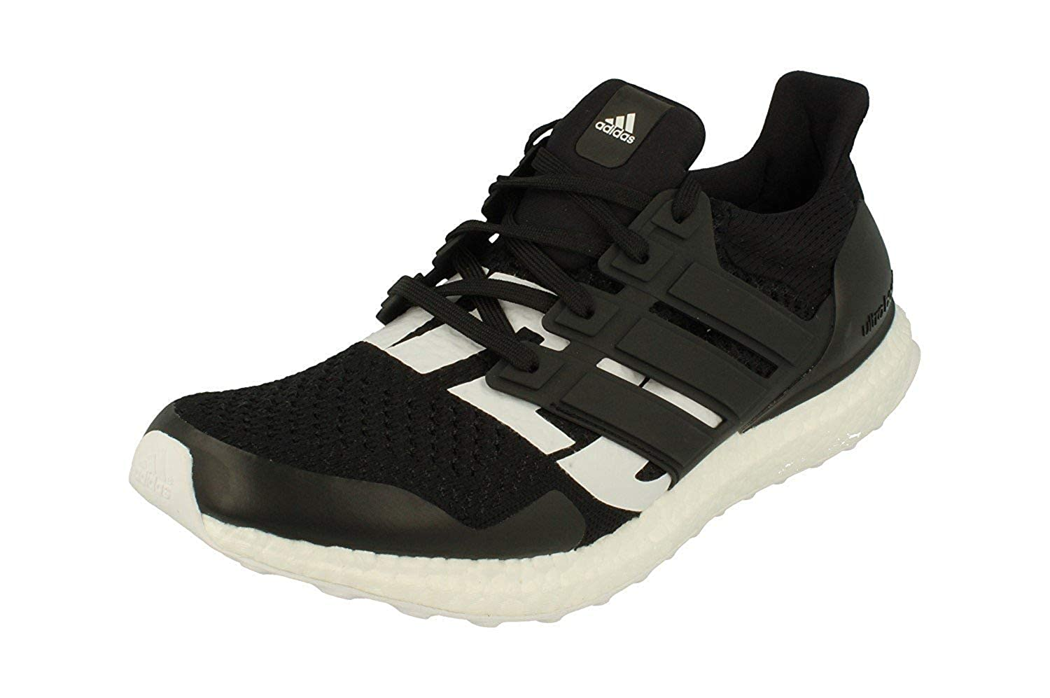 new products f7861 ea37f Amazon.com | adidas Ultra Boost Undftd B22480 Core Black ...