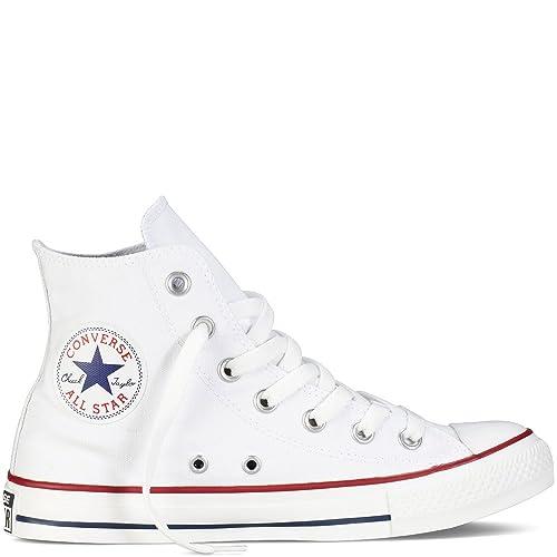 Converse Chuck Taylor All Star M7650C (42 EU, Blanco