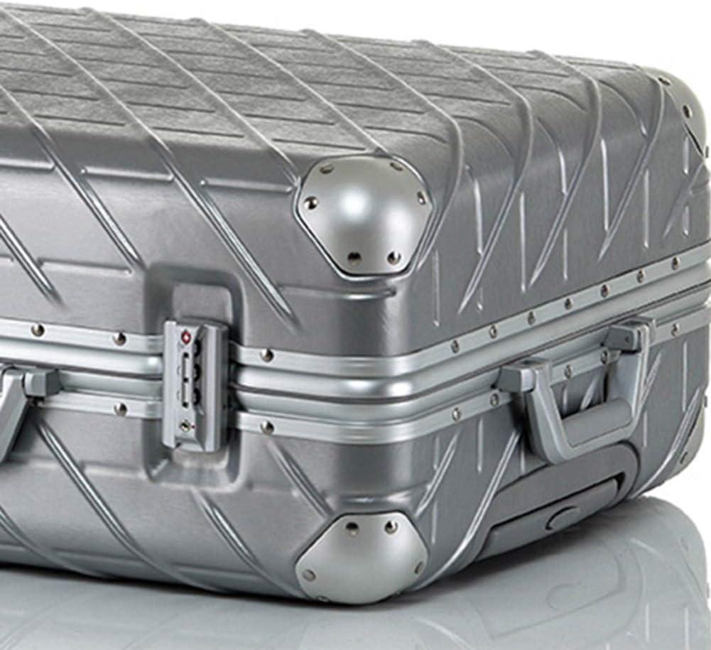 20 inches, 24 inches, 26 inches, 29 inches Z/&YY Aluminum Frame Luggage Box Universal Wheel Trolley case Female Business Suitcase Male Suitcase Box Password Lock Box