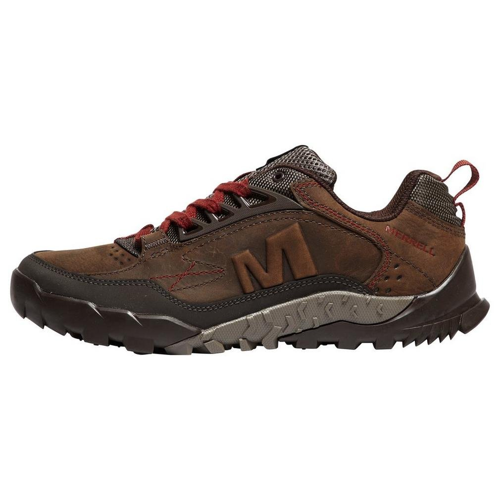 Merrell Men's Annex Trak Low Hiking Shoe, Clay, 44.5 M EU/10 M UK/10.5 M US