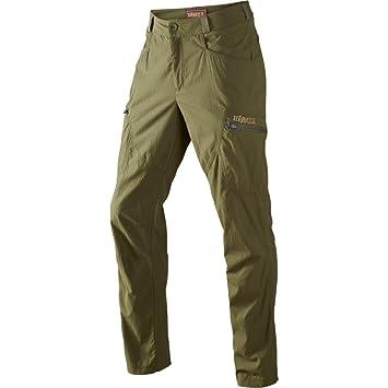 Härkila herlet Tech Pantalón de Caza Rifle Green 76-D ...