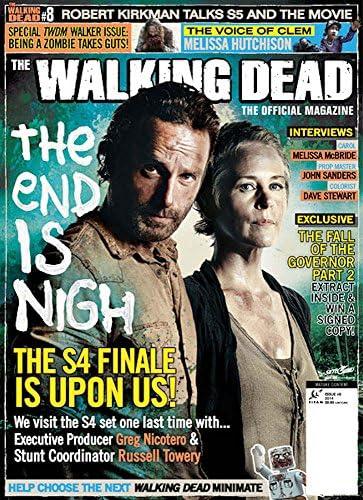 WALKING DEAD ウォーキングデッド - The Official Magazine #8 / 雑誌・書籍