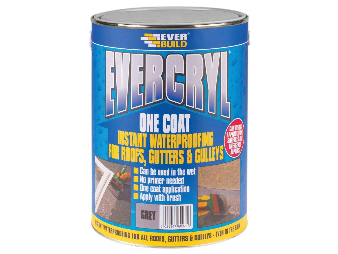 Everbuild Compuesto para una Capa de Lacado de 1 kg Evercryl ...