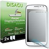 2 x DISAGU Lámina blindada para pantallas Samsung Galaxy K Zoom contra roturas