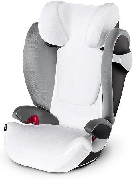 Bianco Per seggiolino auto Juno 2-Fix CYBEX Rivestimento estivo