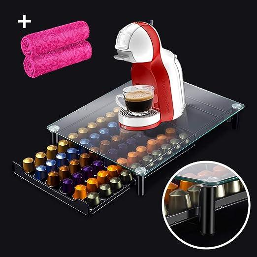 Masthome - Soporte para cápsulas de café para Guardar cápsulas de ...