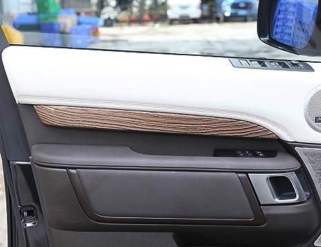Sands - Panel interior de madera para puerta de grano, accesorios