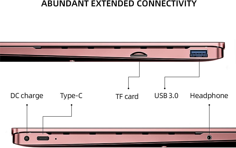Daysky V14S Laptop 14.1 - inch (12G + 128G, Pink) laptop