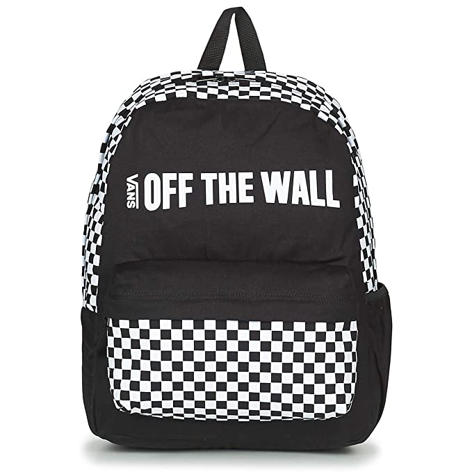 Vans Central Realm Backpack Mochila Unisex Negro