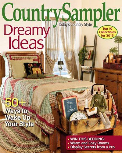 Country Sampler - Magazine Subscription from MagazineLine (Save 55%) -
