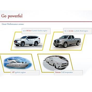 Carcasa 3 en 1 coche Jump Starter 450 A pico 7000 mAh portátil Banco de alimentación