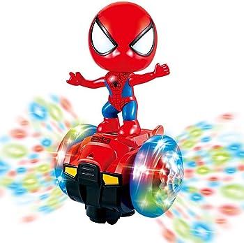 TNOIE Dancing Spider-Man Interactive Robot