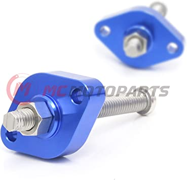 MC MOTOPARTS CNC Adjustable HP Manual Cam Chain Tensioner For ...