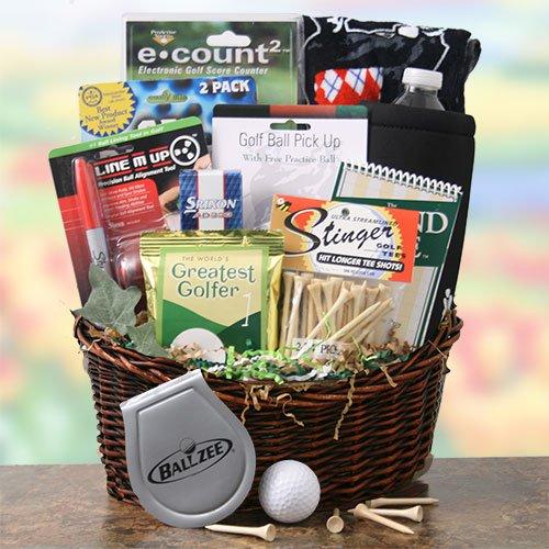 Greatest Golfer - Golf Gift Basket