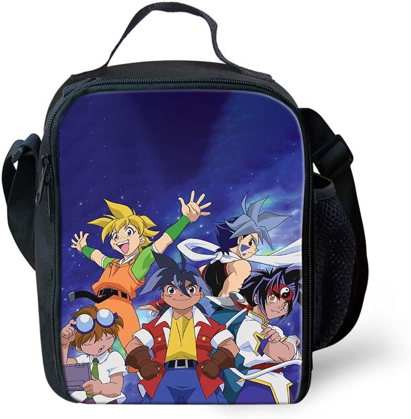 Backpack 1 Size One/_Size Bey-blade Kinomiya Takao Kids Backpack Book Bag