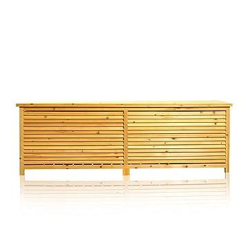Melko Auflagenbox Kissenbox Gartenbox Mit Klappbarem Deckel