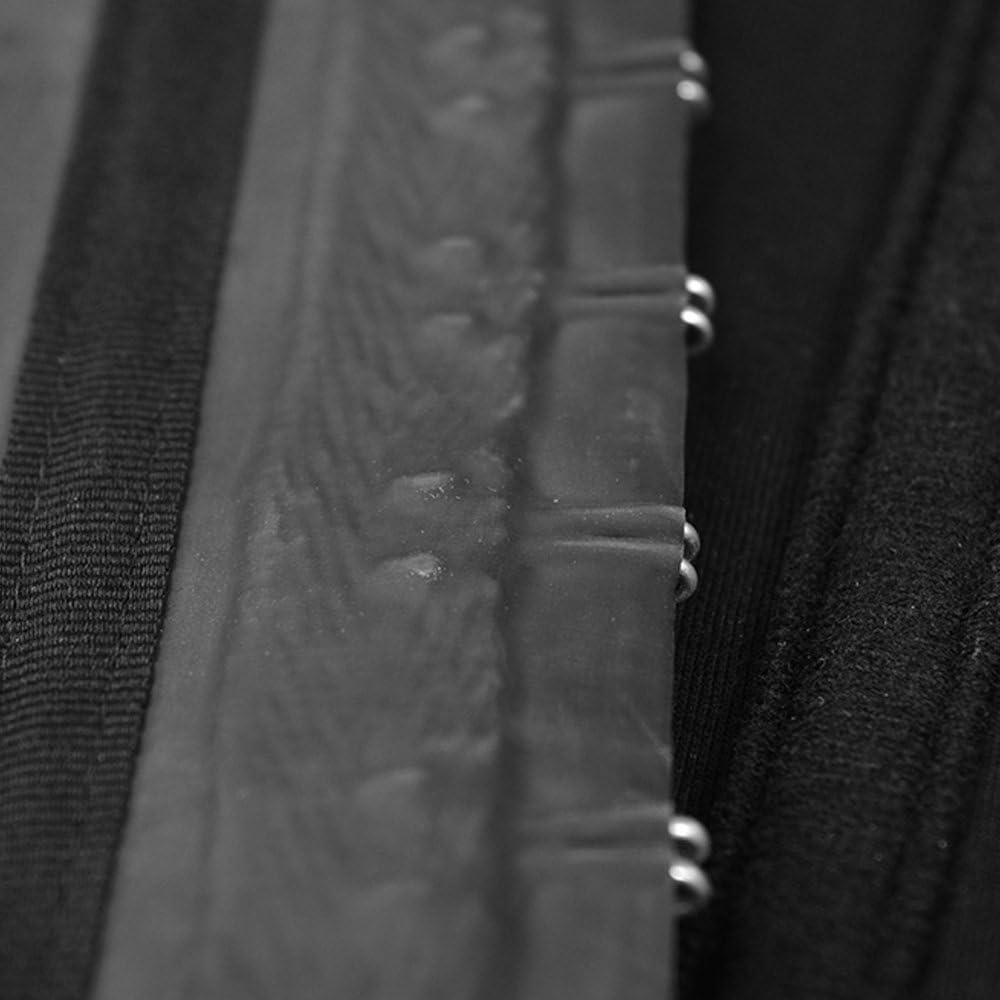 Idefair Cors/é para Entrenador de Cintura recortador de Cuerpo con Extensor de Huesos de Acero para Bajar de Peso cintur/ón Deportivo de l/átex,Reloj de Arena,Moldeador de Cuerpo Moldeador de Cuerpo