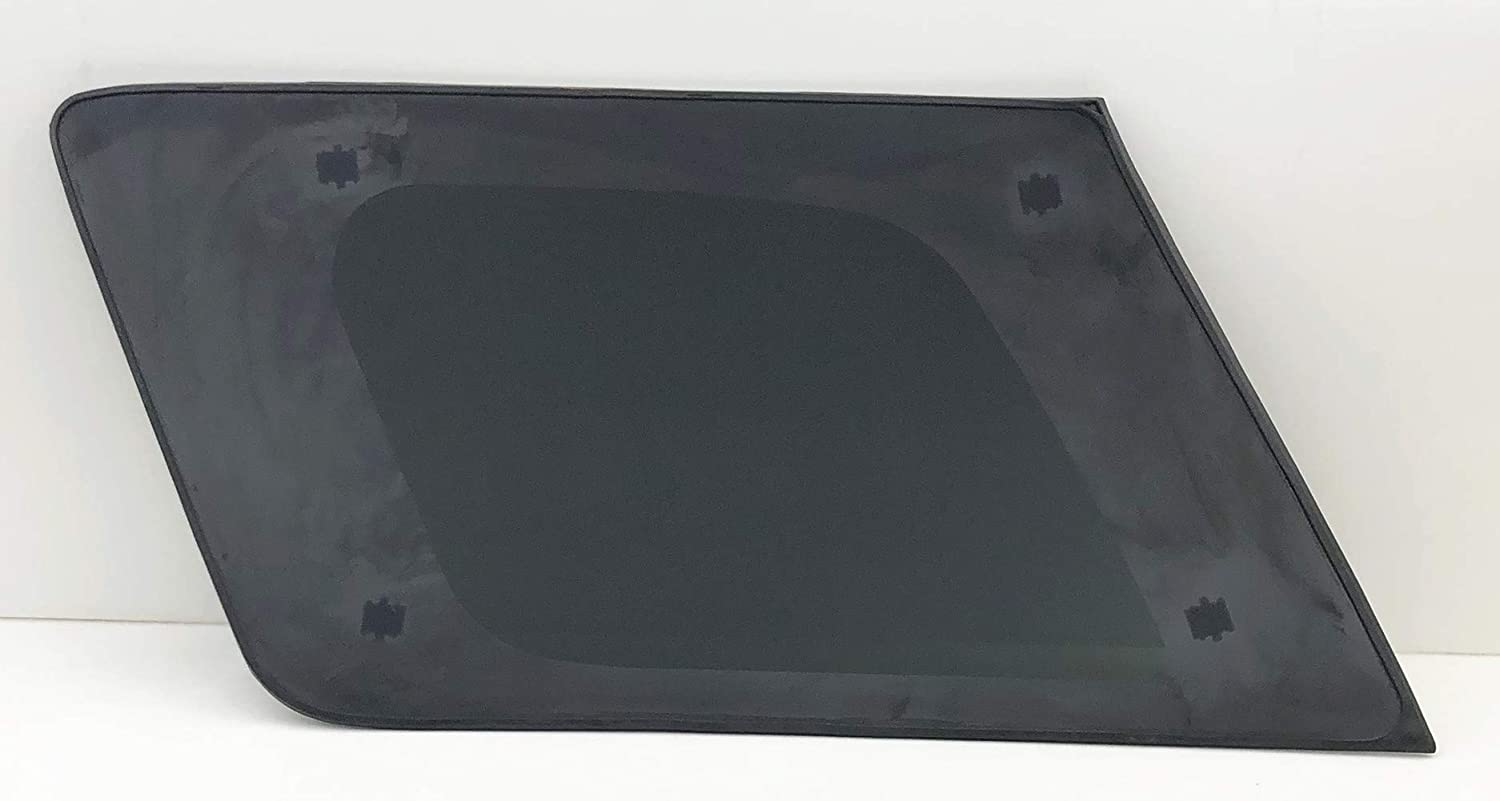 NAGD Fits 2000-2006 GMC Yukon Chevrolet Tahoe Passenger Right Side Rear Quarter Window Glass
