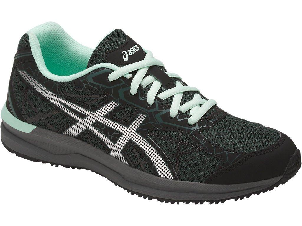 ASICS Women's Endurant Running Shoe B076H4TVF5 7.5 B(M) US|Hampton Green/Silver/Glacier Sea