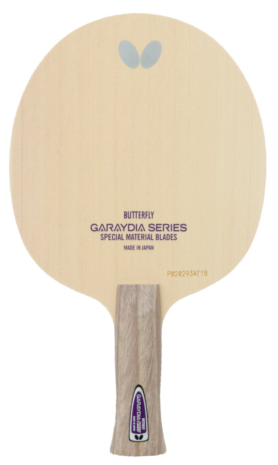 Butterfly Garaydia-T5000 AN Blade with Anatomic Handle