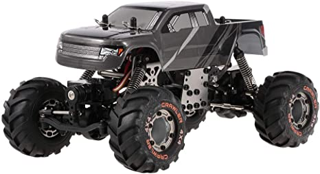 AKDSteel HBX 2098B 1//24 4WD Mini RC Car Crawler Metal Chassis For Kids Toy Grownups-Toys Gift