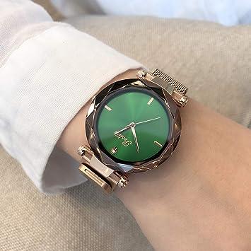 NICEWATCH Relojes Mujer 2018 Modas, Relojes, Tendencias, Temperamento, Cristal, Reloj de