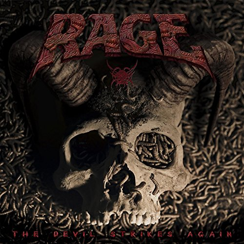 Rage - The Devil Strikes Again - CD - FLAC - 2016 - NBFLAC Download