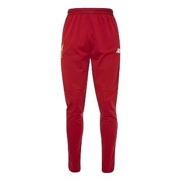 Liverpool FC LFC Mens rojo formación presentación pantalones 17/18 oficial