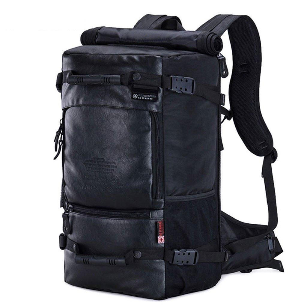 多機能ショルダーバッグ男性コンピュータバッグ大きな旅行バッグランドセルの肩の女性の潮トラベルビジネスバックパック   B07L8BYB7D