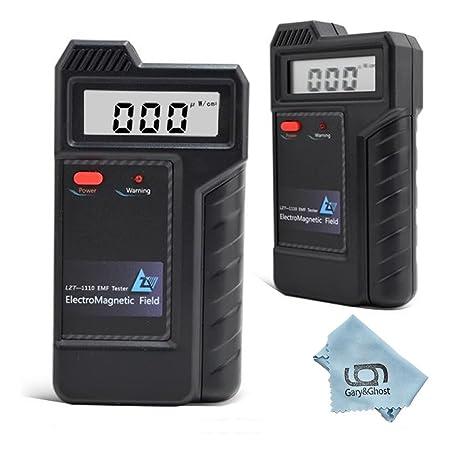 GARY&GHOST Gary & ghost detector de radiación electromagnética EMF Meter Tester pantalla LCD Digital equipo de