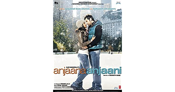 All songs of anjaana anjaani free download.