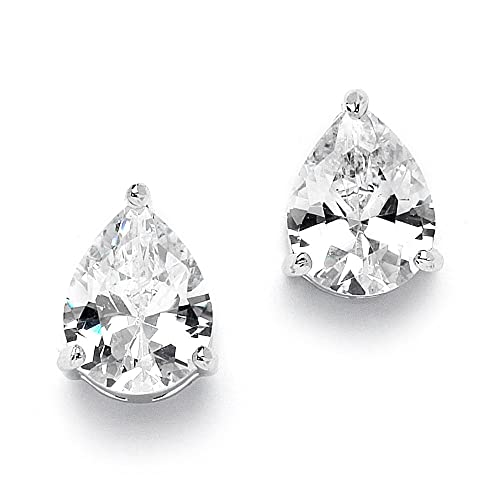 jewelers product earrings pearshape pear with edit studs shaped stud jackets diamond reuvengitter chicago center jacket