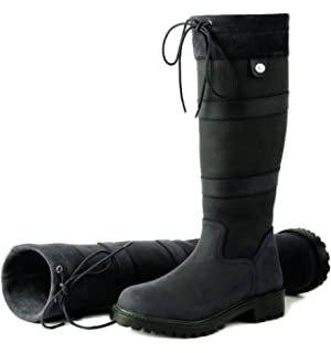 2826795e3b9 Harry Hall Overstone Country Boot, Waterproof, Walking: Amazon.co.uk ...