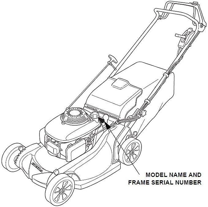 Breather Hose Fits Most Honda Mowers HRS216 HRT216 HRX217 HRZ216