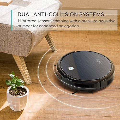 eufy RoboVac 11, High Suction, Self-Charging Robotic Vacuum Cleaner...