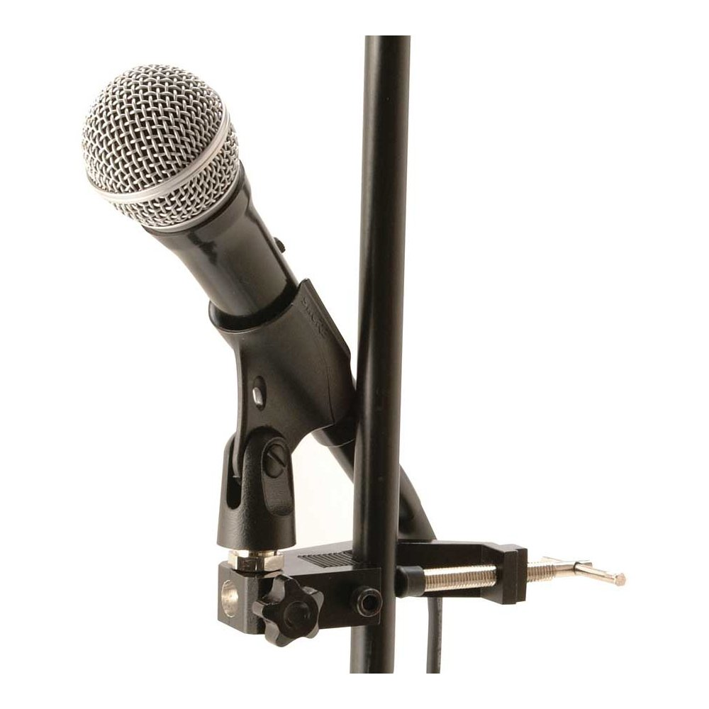 OnStage TM01 Multi-Clamp Microphone Mount by OnStage