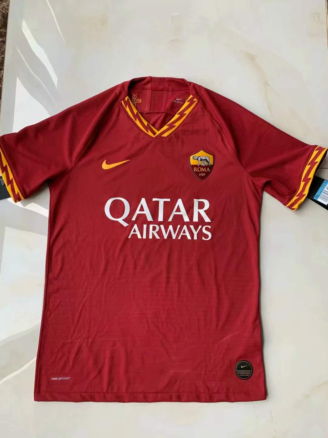 Brook AS Roma Home Soccer Jersey 2019-2020