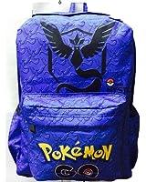 Pokemon GO Team Mystic Full Size Backpack